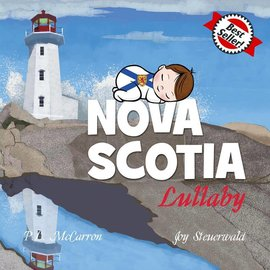 Baby Lullaby Souvenirs Nova Scotia Lullaby