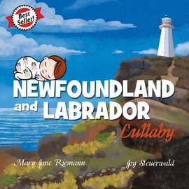 Baby Lullaby Souvenirs Newfoundland and Labrador Lullaby