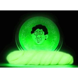 Crazy Aaron's Thinking Putty Putty Glow in the Dark (Sm)