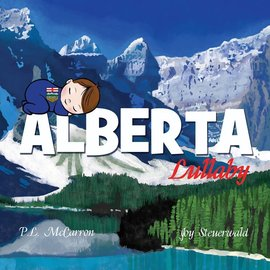 Baby Lullaby Souvenirs Alberta Lullaby