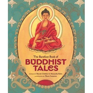 Barefoot Books Barefoot Book of Buddhist Tales
