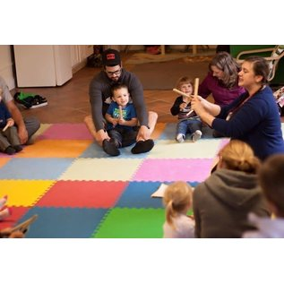 Beth Terry Mini Musicians Movers & Shakers- Saturdays 10:00am, Winter 2020