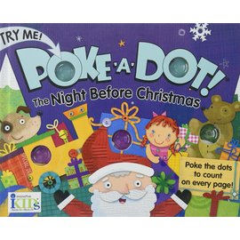 Melissa & Doug Poke-A-Dot Book