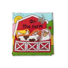 Melissa & Doug On the Farm Book