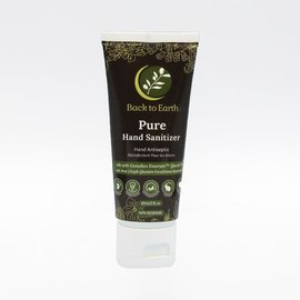 Back to Earth Pure Hand Sanitizer, Alcohol-free