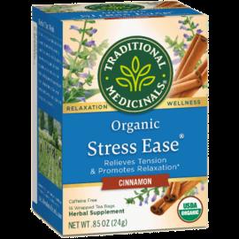 Traditional Medicinals Stress Ease Tea