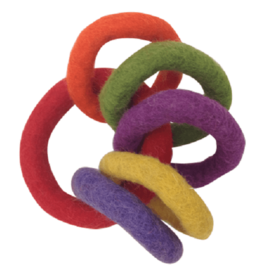 Papoose Papoose Rainbow Rings