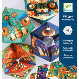 Djeco Folding Art- Flex Monsters