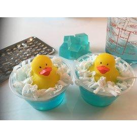 Genius Craft Boxes DIY Melt & Pour Rubber Duckie Soap Kit