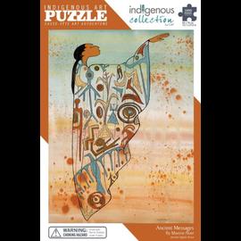 Canadian Art Prints Ancient Messages Puzzle 1000pc