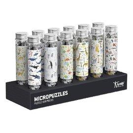 Londji Micropuzzle 150pc Wildlife