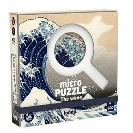 Londji Micropuzzle 600pc- Hokusai