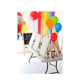 Jen Power Art Kids Painting Birthday Party