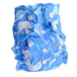 Apple Cheeks AppleCheeks One-size Swim Diaper