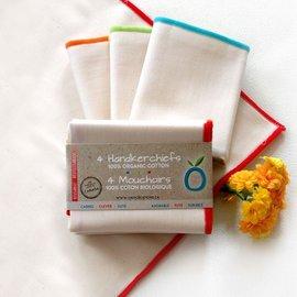 Oko Creations Organic Cotton Hankerchiefs