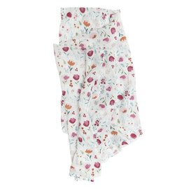 Loulou Lollipop Loulou Lollipop Swaddle Rosey Bloom