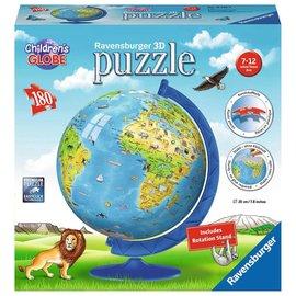 Ravensburger Childrens World 3D Puzzle Ball- 540pc Ravensburger