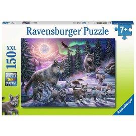 Ravensburger Northern Wolves Puzzle- 150pc Ravensburger