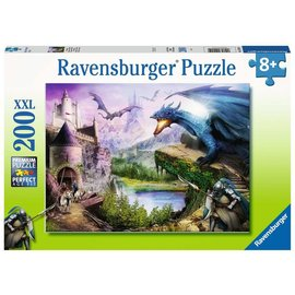 Ravensburger Mountains of Mayhem Puzzle- 200pc Ravensburger