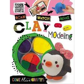 Make Believe Ideas Clay Modeling