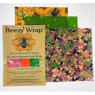 Beezy Wraps Beezy Wraps Small 3 pack