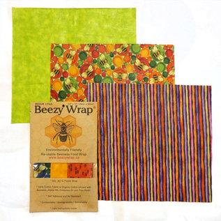 Beezy Wraps Beezy Wraps Medium 3 pack