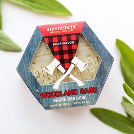 Anointment Anointment Soap - Woodland Sage