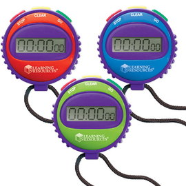Learning Resources Waterproof Stopwatch