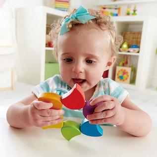 Hape Rainbow Rattle