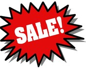 Last Chance - Clearance Items!
