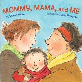 PenguinRandomHouse Mommy, Mama, and Me Board Book
