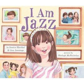 PenguinRandomHouse I am Jazz!