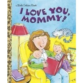 PenguinRandomHouse I Love You, Mommy!