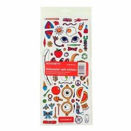 Goodbyn Goodbyn Dishwasher-safe Stickers