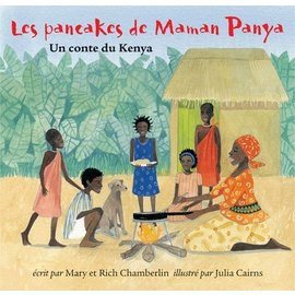 Barefoot Books Les pancakes de Maman Panya