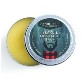 Anointment Anointment Unclad Beard & Mustache Balm