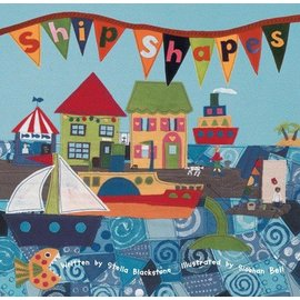 Barefoot Books Ship Shapes BB
