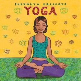 Putumayo Putumayo Presents Yoga CD