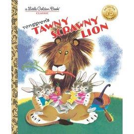 PenguinRandomHouse Tawny Scrawny Lion