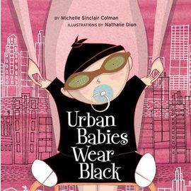 PenguinRandomHouse Urban Babies Wear Black