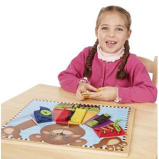 Melissa & Doug Basic Skills Board
