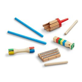 Melissa & Doug Band-in-a-Box - Chime! Whistle! Jingle!