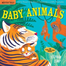 Indestructibles Indestructibles Baby Animals