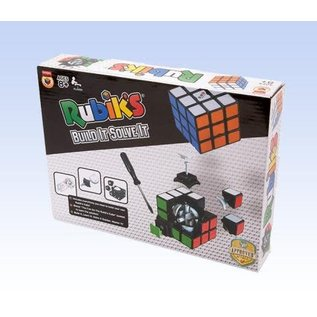 Rubik's Rubik's Cube Build It & Solve It