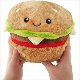 Squishables Hamburger Mini Squishable