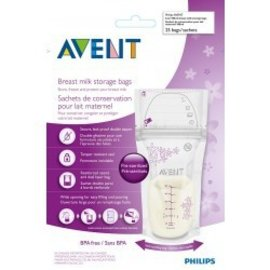 Phillips Avent Phillips Avent Breast Milk Storage Bags 50ct