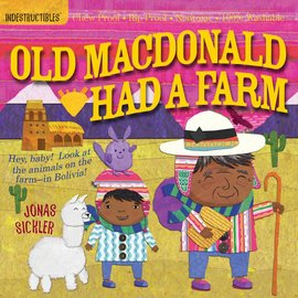 Indestructibles Indestructables Old MacDonald
