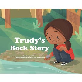 Medicine Wheel Education Trudy's Rock Story