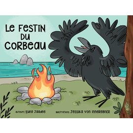 Medicine Wheel Education Le Festin du Corbeau (Raven's Feast)