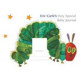 PenguinRandomHouse Eric Carle's Very Special Baby Journal